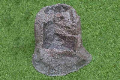 камень кашпо КАШПО S-04