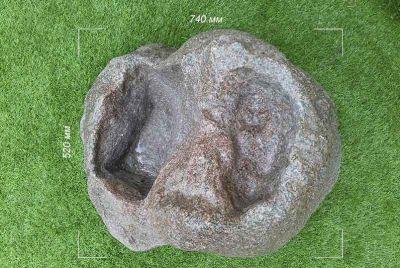 кашпо камень КАШПО S-04