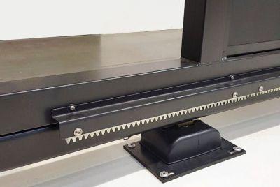 Несущие роликовые системы с ПВХ покрытием
