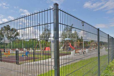 Панельный забор 2D
