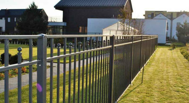Ажурный забор
